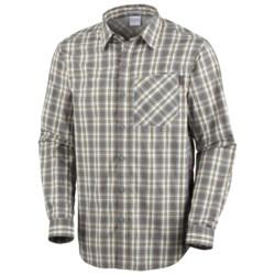 Columbia Sportswear Insect Blocker® Plaid Shirt - UPF 30, Long Sleeve (For Men) in Aristocrat