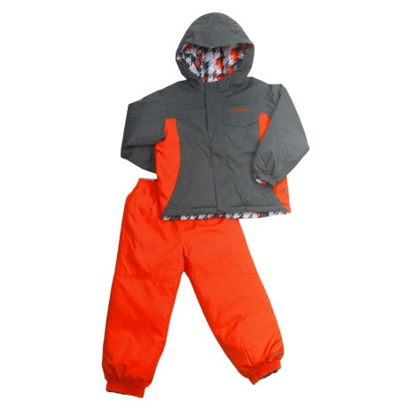 Columbia Sportswear Jack Frosty Jacket and Pants Set - Reversible, Insulated (For Infant Boys) in Compass Blue