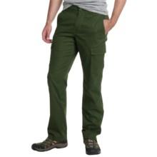 Columbia Sportswear Jetsetting Cargo Pants - Omni-Shield® (For Men) in Surplus Green - Closeouts