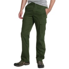 Columbia Sportswear Jetsetting Cargo Pants - Omni-Shield® (For Men) in Surplus Green - Closeouts