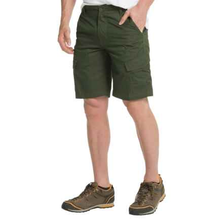 Columbia Sportswear Jetsetting Cargo Shorts - Omni-Shield® (For Men) in Surplus Green - Closeouts