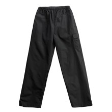 Columbia Sportswear Journey Creek Pants (For Boys) in Black - Closeouts