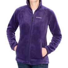 Columbia Sportswear June Lake Fleece Jacket (For Women) in Inkling - Closeouts