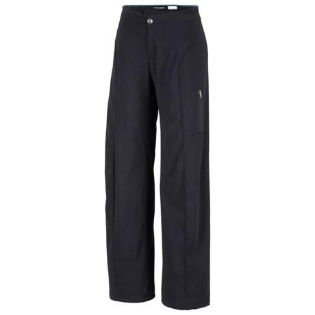 Columbia Sportswear Just Right Summiteer Lite Pants - UPF 50, Full Leg (For Women) in Black