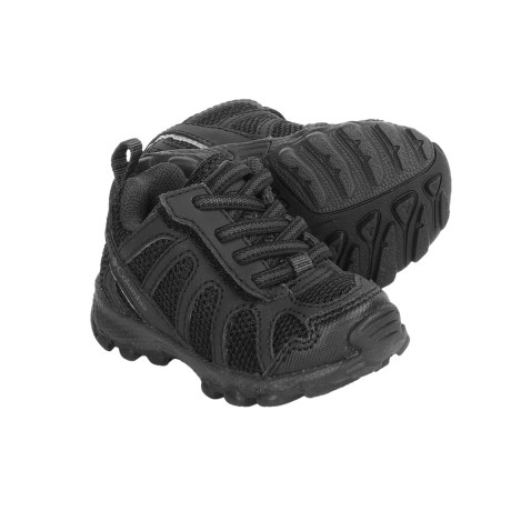 Columbia Sportswear Kaibab Trail Shoes (For Toddlers) in Black/Coal