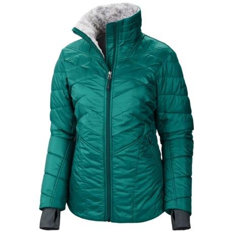 Columbia Sportswear Kaleidaslope II Omni-Heat® Jacket - Insulated (For Women) in Bluegrass