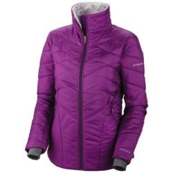 Columbia Sportswear Kaleidaslope II Omni-Heat® Jacket - Insulated (For Women) in Plum