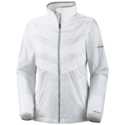 Columbia Sportswear Kaleidaslope Omni-Heat® Jacket (For Women) in White