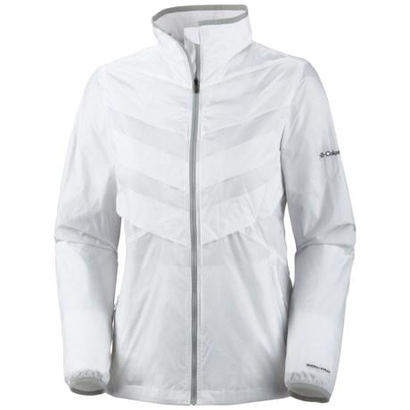 Columbia Sportswear Kaleidaslope Omni-Heat® Jacket (For Women) in White