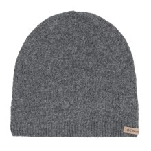 Columbia Sportswear Kaleidaslope Slouchy Beanie (For Women) in Charcoal Heather - Closeouts