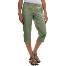 Columbia Sportswear Kenzie Cove Capris (For Women) in Cypress - Closeouts