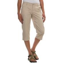 Columbia Sportswear Kenzie Cove Capris (For Women) in Fossil - Closeouts