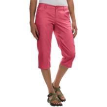Columbia Sportswear Kenzie Cove Capris (For Women) in Tropic Pink - Closeouts