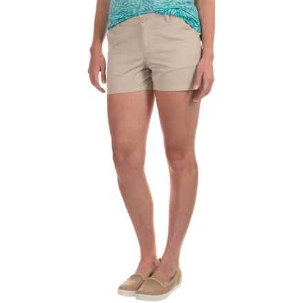 Columbia Sportswear Kenzie Cove Shorts (For Women) in Fossil - Closeouts