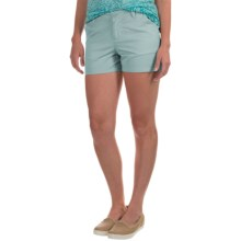 Columbia Sportswear Kenzie Cove Shorts (For Women) in Stone Blue - Closeouts