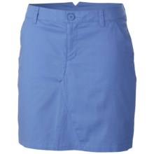 Columbia Sportswear Kenzie Cove Skirt (For Women) in Harbor Blue - Closeouts