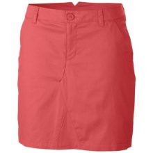 Columbia Sportswear Kenzie Cove Skirt (For Women) in Red Hibiscus - Closeouts