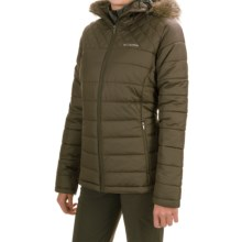 Columbia Sportswear Kissimmee Jacket - Insulated (For Women) in Alpine Tundra - Closeouts