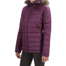 Columbia Sportswear Kissimmee Jacket - Insulated (For Women) in Purple Dahlia - Closeouts