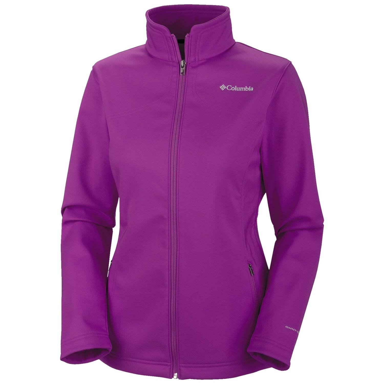 columbia sportswear kruser ridge soft shell jacket for