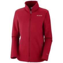 Columbia Sportswear Kruser Ridge  Soft Shell Jacket (For Women) in Rocket - Closeouts