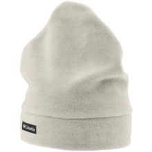Columbia Sportswear Kvichak Beanie Hat - Fleece (For Men and Women) in Winter White - Closeouts