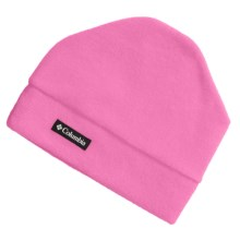 Columbia Sportswear Kvichak Beanie Hat - Fleece (For Youth) in Wild Geranium - Closeouts