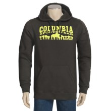 Columbia Sportswear Lake Cobb Hoodie Sweatshirt (For Men) in Dark Moss - Closeouts