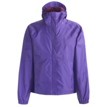 Columbia Sportswear Lake of Lace Jacket (For Girls) in 552 Purple Arrow/Aristocrat - Closeouts