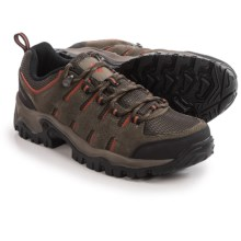 Columbia Sportswear Lakeview Hiking Shoes (For Men) in Cordovan/Gypsy - Closeouts
