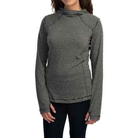 Columbia Sportswear Layer First Omni-Wick® Hoodie - UPF 40 (For Women) in Black - Closeouts