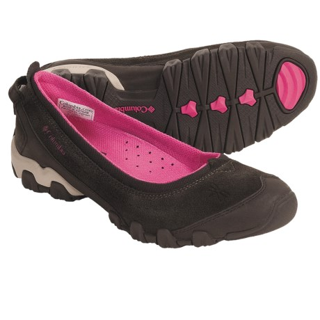Columbia Sportswear Libellafly Shoes - Slip-Ons (For Women) in Buffalo/Nico