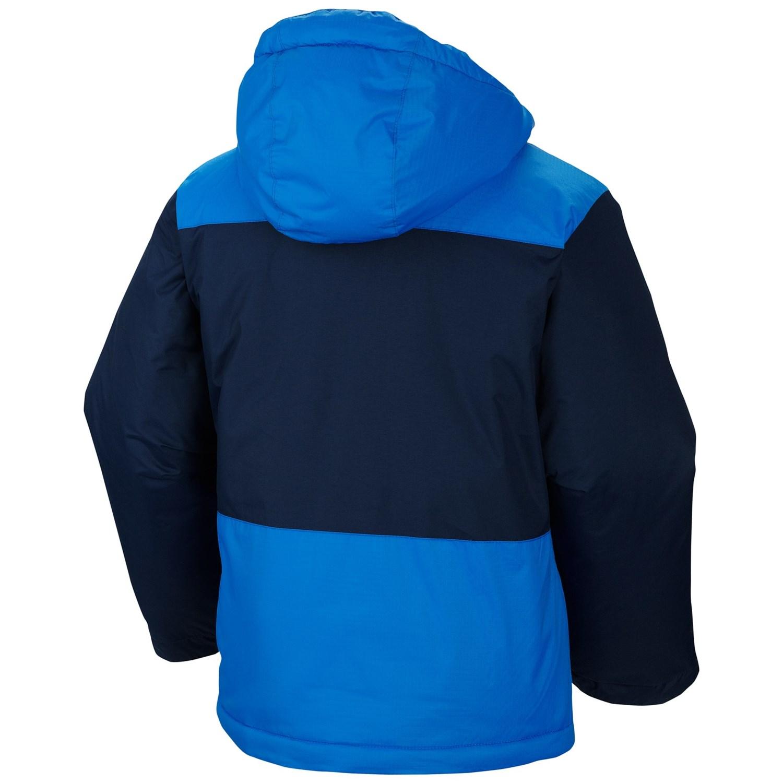 Lighting Jacket: Columbia Sportswear Lightning Lift Jacket (For Toddlers) 8208M