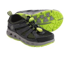 Columbia Sportswear Liquifly II Shoes - Amphibious (For Toddlers) in Black/Oyster - Closeouts