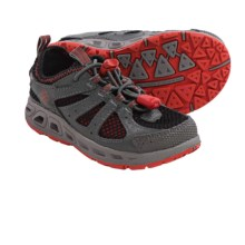Columbia Sportswear Liquifly II Shoes - Amphibious (For Toddlers) in Black/Sail Red - Closeouts