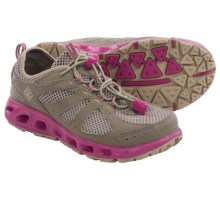 Columbia Sportswear Liquifly II Shoes (For Big Girls) in Silver Sage/Fawn - Closeouts