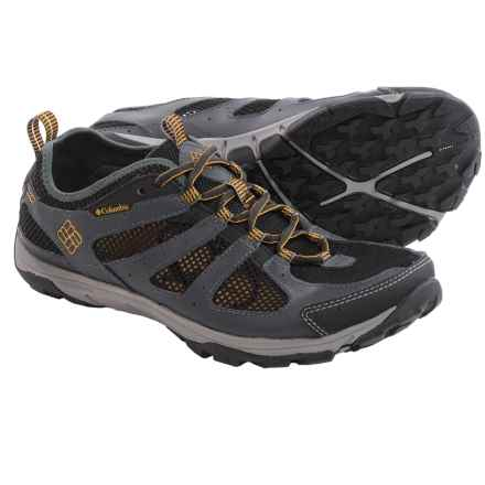 Columbia Sportswear Liquifly II Water Shoes (For Men) in Black/Squash - Closeouts