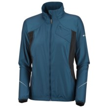 Columbia Sportswear Lite Delight Jacket - Titanium (For Women) in Coastal - Closeouts