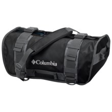 Columbia Sportswear Lode Hauler 105 Duffel Bag in Black - Closeouts