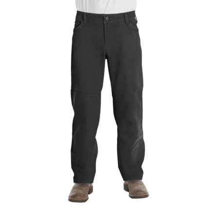 Columbia Sportswear Log Splitter Jeans - Straight Leg (For Men) in Black - Closeouts