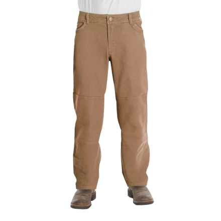 Columbia Sportswear Log Splitter Jeans - Straight Leg (For Men) in Delta - Closeouts