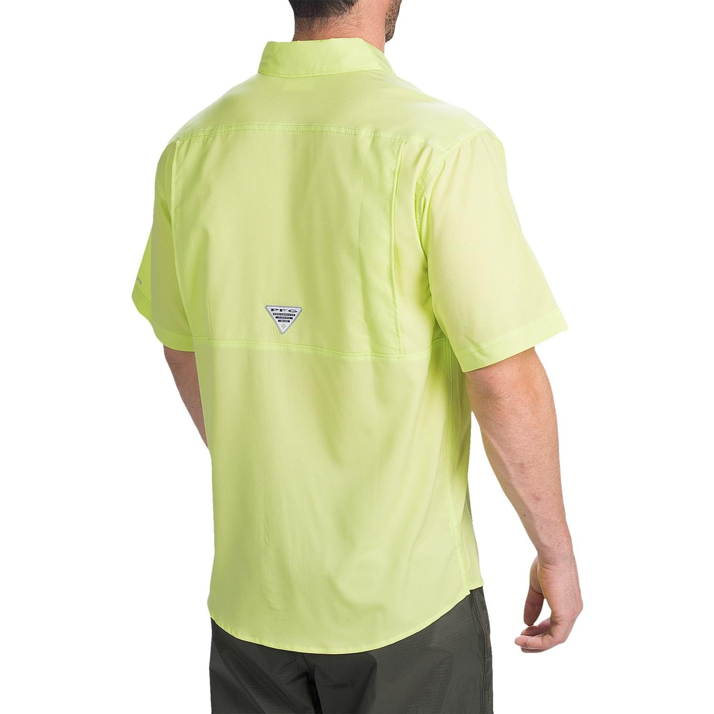 Columbia Sportswear Low Drag Offshore Fishing Shirt For Men