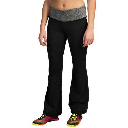 Columbia Sportswear Luminescence Omni-Wick® Pants (For Women) in Black/Spacedye - Closeouts