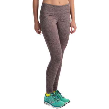 Columbia Sportswear Luminescence Space-Dye Leggings- Omni-Wick® (For Women) in Pulse Spacedye - Closeouts