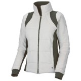 Columbia Sportswear Lush Plush Omni-Heat® Fleece Jacket - Insulated (For Women)