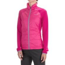 Columbia Sportswear Mach 38 Hybrid Jacket - Omni-Heat® (For Women) in Haute Pink - Closeouts