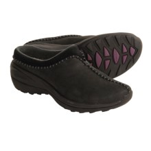 Columbia Sportswear Maia Suede Shoes - Slip-Ons (For Women) in Black - Closeouts