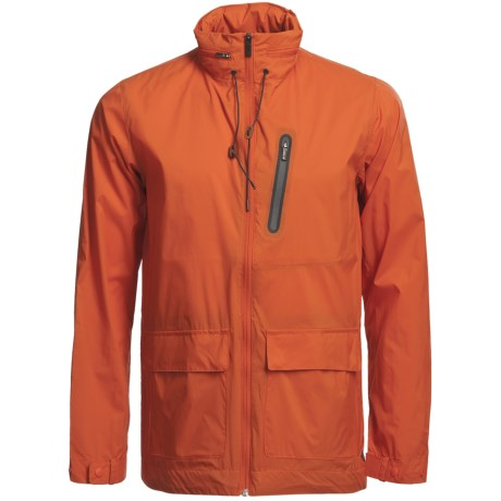 Columbia Sportswear Mainstreeter Jacket - Omni-Shield® (For Men) in Autumn Orange