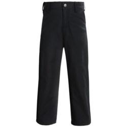 Columbia Sportswear Manzanita II Thermal Pants (For Boys) in Black