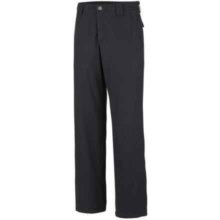 Columbia Sportswear Manzanita Thermal Pants (For Men) in Black - Closeouts